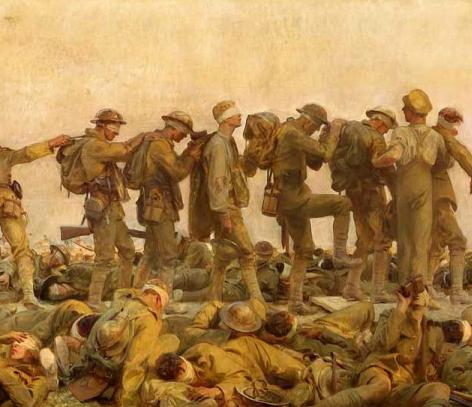 John Singer Sargent, Gassed (1918).jpg