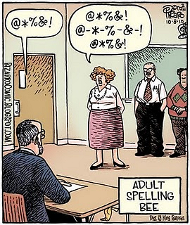 Bizarro cartoon, adult spelling bee.jpg